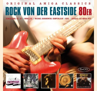 AMIGA Rock von der Eastside (AMIGA in den 80ern)