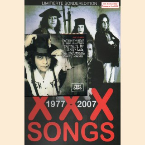 Paket: Freygang Liederbuch XXX Songs 1977-2007 +  CD Rummelplatzbesitzer