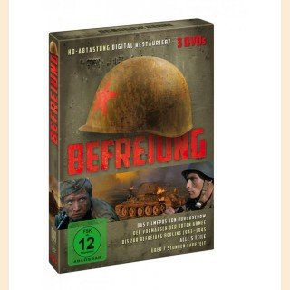 Befreiung. 3 DVD Box