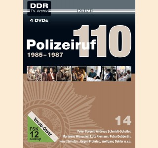 Polizeiruf 110 Box 14