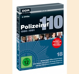 Polizeiruf 110 Box 18