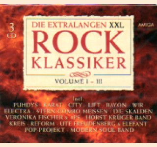 Die extralangen xxxl-Songs. 3 CDs
