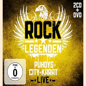 Rock Legenden 2-CD +DVD