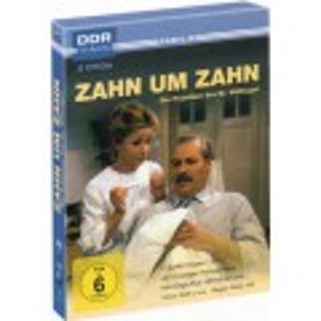 Zahn um Zahn. Erste Staffel (3 DVDs)