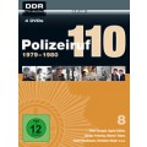 Polizeiruf 110 - Box 8  1979-1980