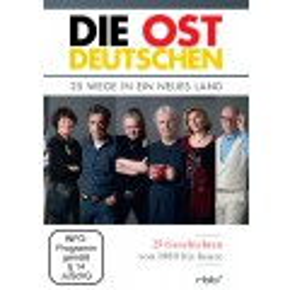 Die Ostdeutschen, 25 Wege in ein neues Land
