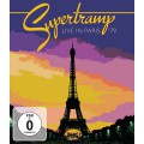 Live in Paris, Blu-Ray