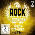 Rock Legenden 2-CD +DVD