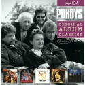 Puhdys. Original Album Classics