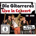 Die Gitarreros-live in Concert DVD+CD