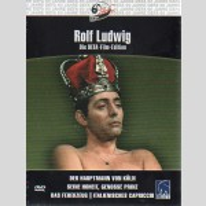 Rolf Ludwig. 4 Filme in der Box