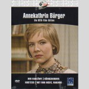 Annekathrin Bürger. 4 Filme in der Box