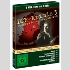 DDR-Krimis 3: Drogen + Leichen + Ganoven