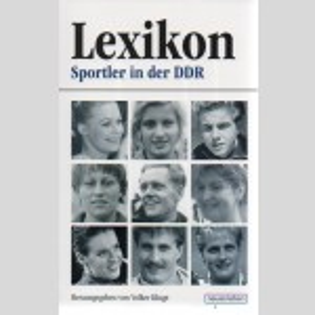 Lexikon Sportler in der DDR