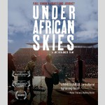 Under African Skies BLUE-RAY