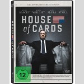 House of Cards, Erste Staffel